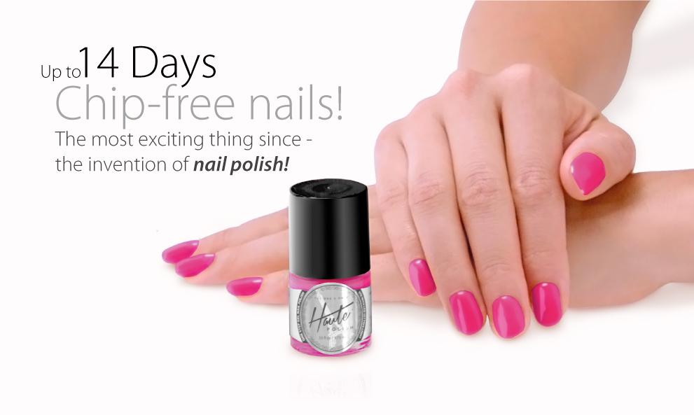 Haute Polish - At home Gel Nail Polish. Quick, Easy Salon Results ...